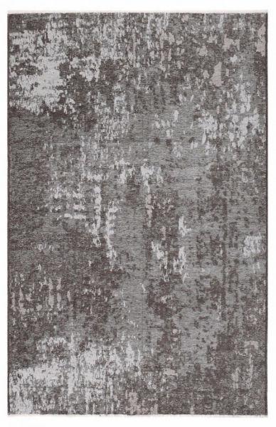 MORETTİ SİDE ÇİFT TARAFLI HALI 10407-D GRİ-KREM