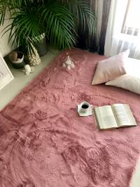 RABBIT RUG PEMBE